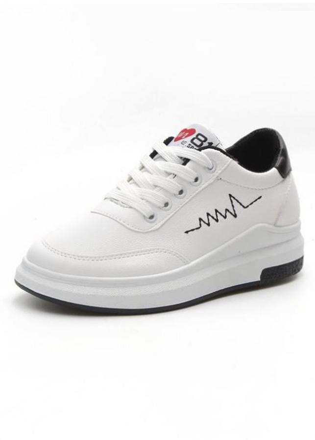 Giày Thể Thao Nữ Sneaker Tăng Chiều Cao