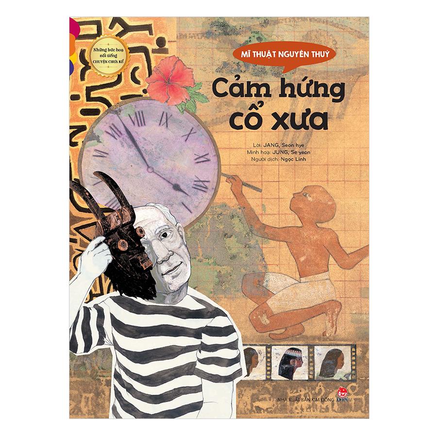 Những Bức Họa Nổi Tiếng - Chuyện Chưa Kể: Mĩ Thuật Nguyên Thuỷ - Cảm Hứng Cổ Xưa - 902471 , 1346721771126 , 62_1673855 , 38000 , Nhung-Buc-Hoa-Noi-Tieng-Chuyen-Chua-Ke-Mi-Thuat-Nguyen-Thuy-Cam-Hung-Co-Xua-62_1673855 , tiki.vn , Những Bức Họa Nổi Tiếng - Chuyện Chưa Kể: Mĩ Thuật Nguyên Thuỷ - Cảm Hứng Cổ Xưa