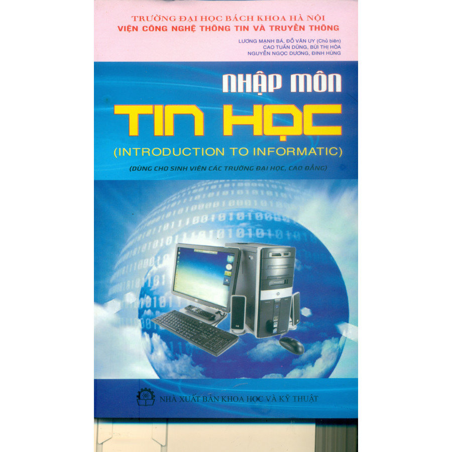 Nhập Môn Tin Học (Introcduction to Informatic)