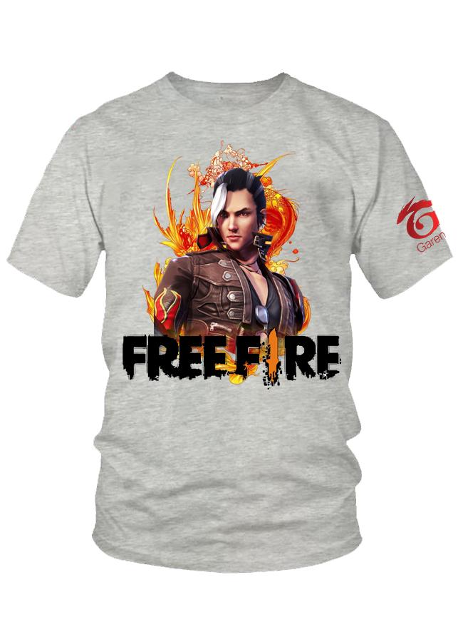 Áo thun nam game Free Fire Hayato M5 - 2369671 , 9178473755923 , 62_15517291 , 179000 , Ao-thun-nam-game-Free-Fire-Hayato-M5-62_15517291 , tiki.vn , Áo thun nam game Free Fire Hayato M5