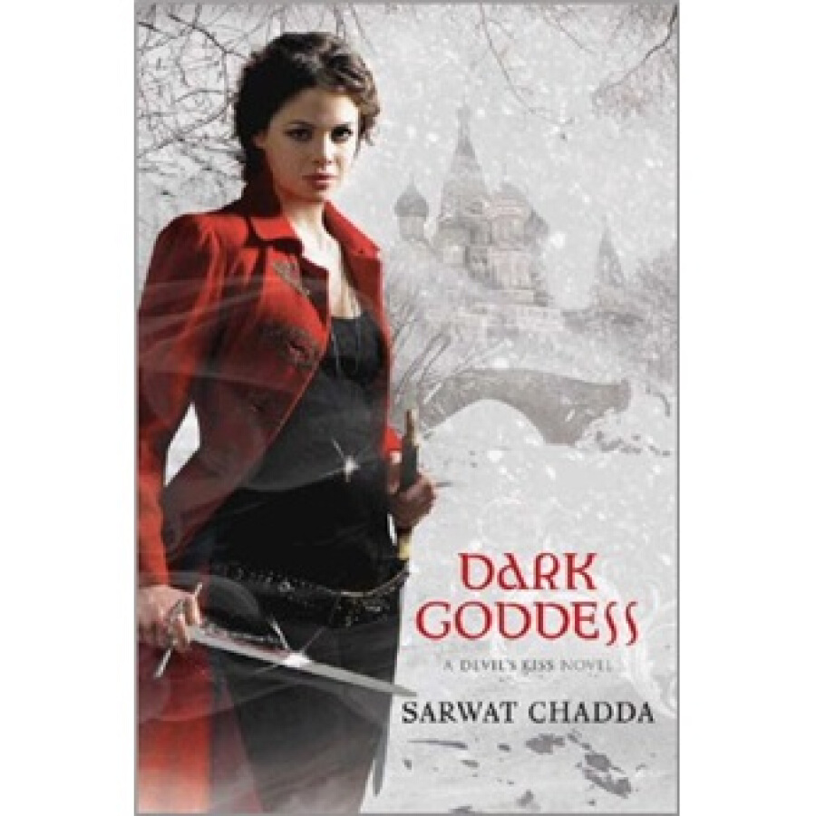 Dark Goddess (A Devils Kiss Novel)