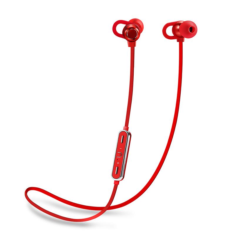 Tai nghe không dây nhét tai bluetooth V4.1 MOLOKE S7 (Màu Đỏ) (Có micro đàm thoại) + Tặng kèm 3 bộ nút tai nhiều kích... - 7474347 , 1339277315821 , 62_15757867 , 399000 , Tai-nghe-khong-day-nhet-tai-bluetooth-V4.1-MOLOKE-S7-Mau-Do-Co-micro-dam-thoai-Tang-kem-3-bo-nut-tai-nhieu-kich...-62_15757867 , tiki.vn , Tai nghe không dây nhét tai bluetooth V4.1 MOLOKE S7 (Màu Đỏ)