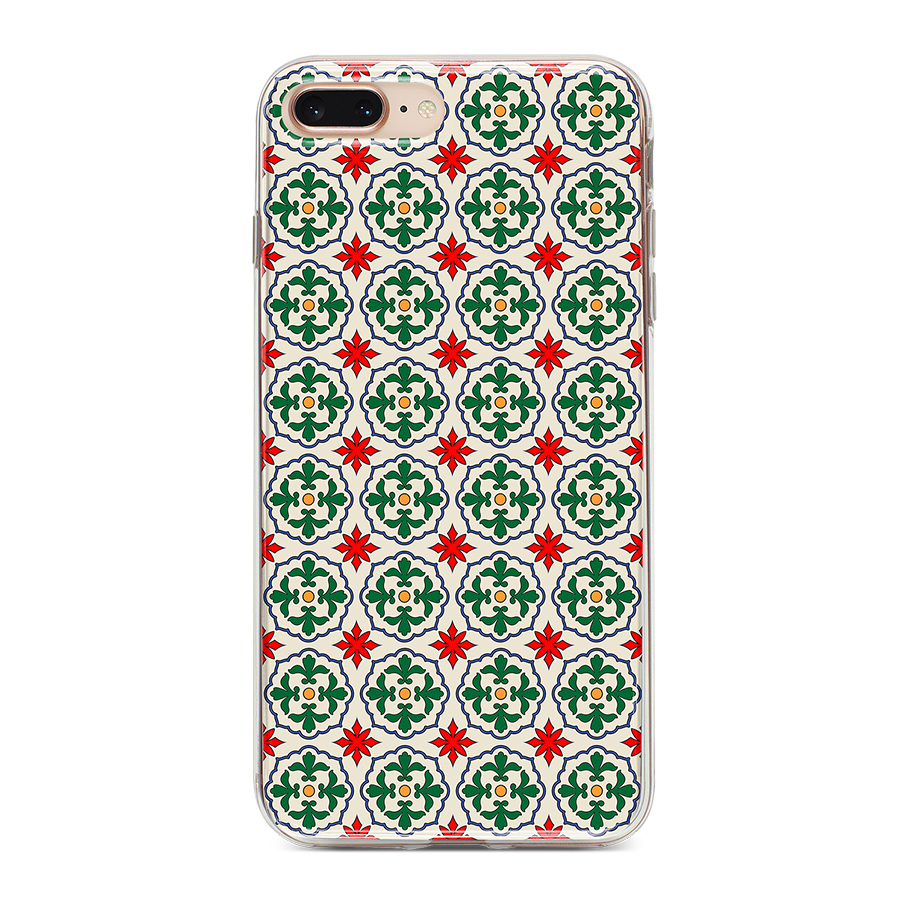 Ốp Lưng Điện Thoại Mika Cho iPhone 7 Plus / iPhone 8 Plus J-001-023-C-IP7P-02