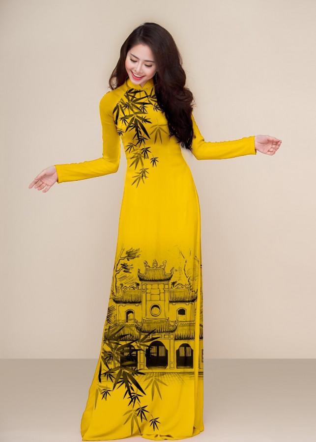 Vải áo dài in 3d hình trúc Xuân Hằng - 861330 , 6290686296628 , 62_14607761 , 500000 , Vai-ao-dai-in-3d-hinh-truc-Xuan-Hang-62_14607761 , tiki.vn , Vải áo dài in 3d hình trúc Xuân Hằng