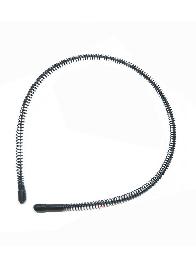 Bờm cài tóc nam nữ bằng sắt siêu bền xoắn vòng tròn nhỏ BV56