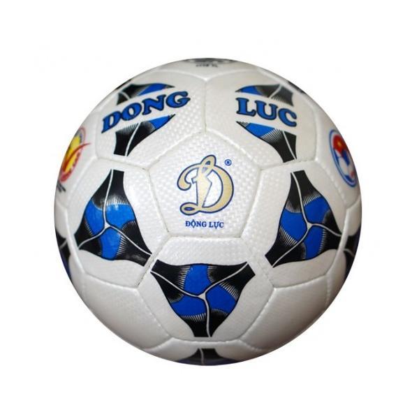 Quả bóng đá Động Lực Cơ bắp UCV 3.05 số 4 (Tiêu chuẩn thi đấu, Kèm kim bơm và lưới đựng bóng).