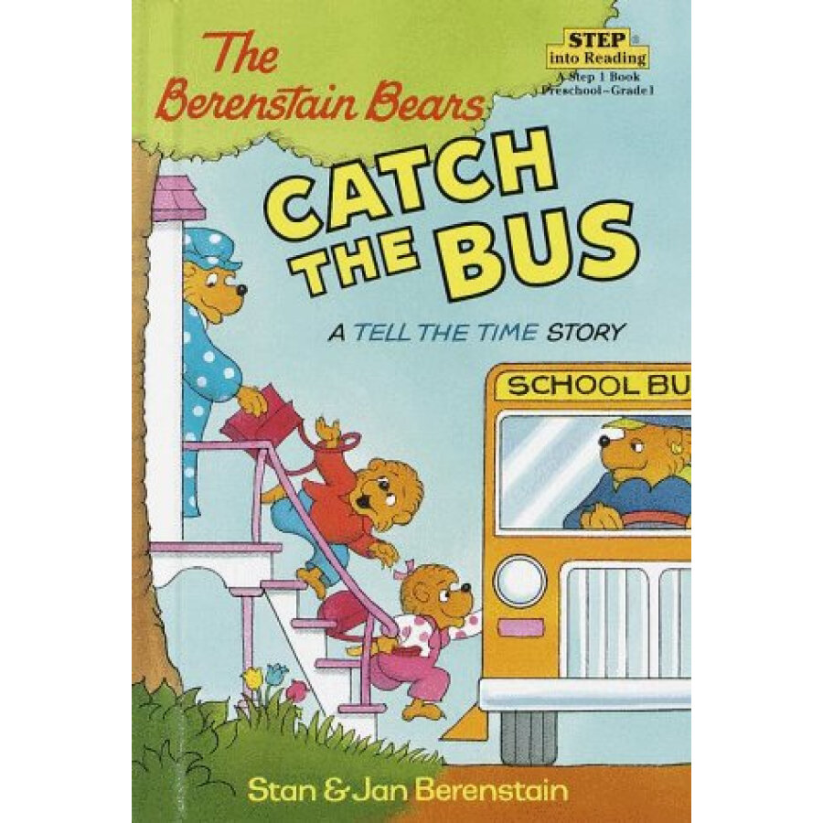 The Berenstain Bears Catch the Bus - 1317711 , 2914921678713 , 62_5304353 , 207000 , The-Berenstain-Bears-Catch-the-Bus-62_5304353 , tiki.vn , The Berenstain Bears Catch the Bus