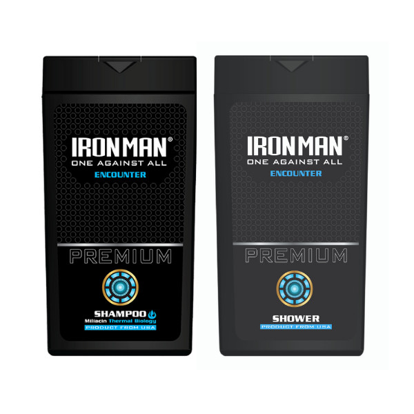 Combo Dầu gội sữa tắm nhiệt Ironman Encounter 380g - 778675 , 3744936761310 , 62_11419936 , 250000 , Combo-Dau-goi-sua-tam-nhiet-Ironman-Encounter-380g-62_11419936 , tiki.vn , Combo Dầu gội sữa tắm nhiệt Ironman Encounter 380g