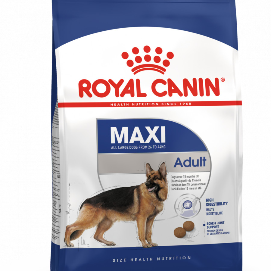 Thức Ăn Cho Chó Maxi Adult 1kg