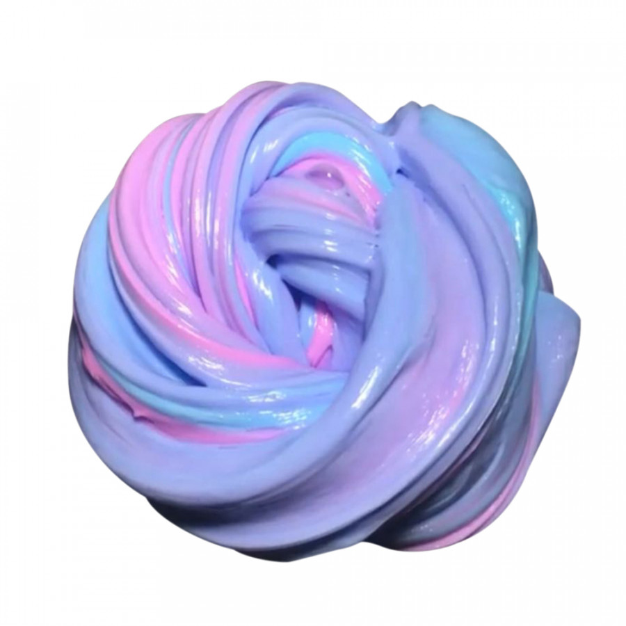 120ML DIY Soft Fluffy Floam Slime Scented Stress Relief No Borax Sludge Cotton Mud Release Clay Toy Plasticine for Kids