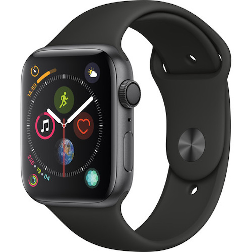 Đồng Hồ Thông Minh Apple Watch Series 4 GPS 44mm Sport Band - 1196635 , 8562004382046 , 62_10125226 , 12990000 , Dong-Ho-Thong-Minh-Apple-Watch-Series-4-GPS-44mm-Sport-Band-62_10125226 , tiki.vn , Đồng Hồ Thông Minh Apple Watch Series 4 GPS 44mm Sport Band