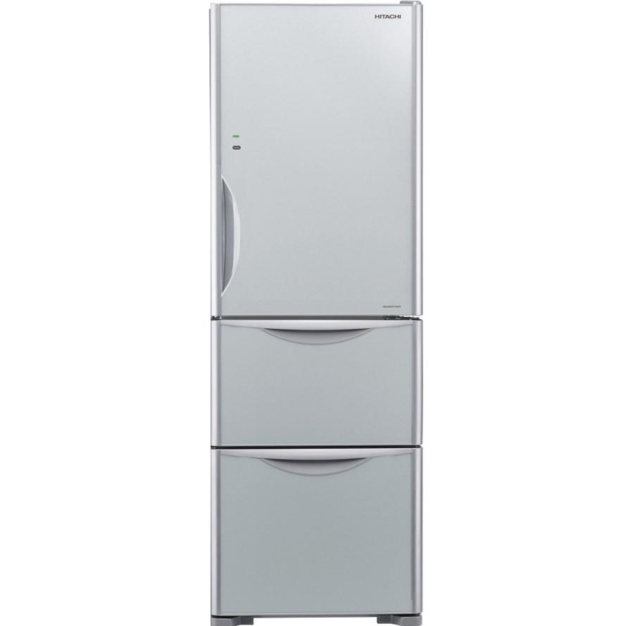Tủ lạnh 3 cánh Hitachi 375L Inverter R-SG38FPGV-GS(HÀNG CHÍNH HÃNG)