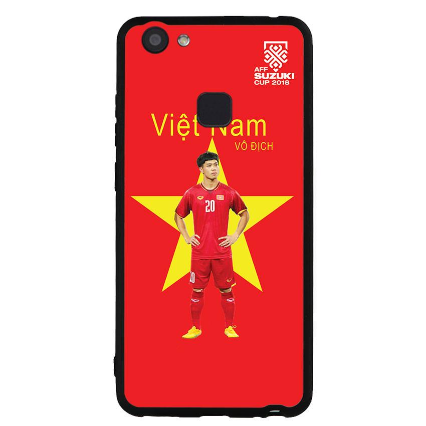 Ốp lưng dành cho điện thoại Vivo V7 - V7 PLUS - Y83 - AFF Cup Mẫu 9