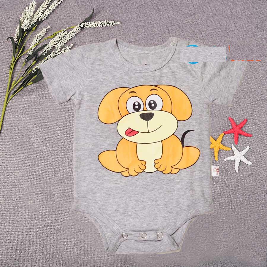 Quần áo sơ sinh hình thú Cún Con DL0010