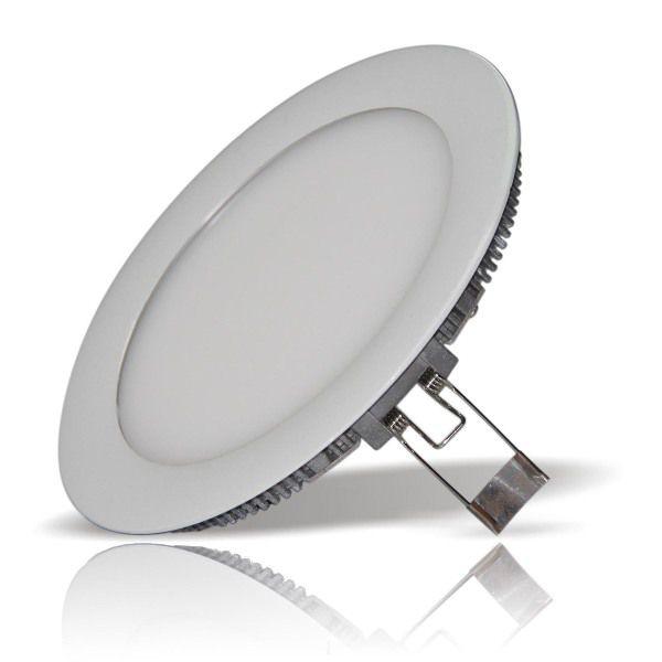 Đèn LED Âm Trần Mỏng Tròn (6W)