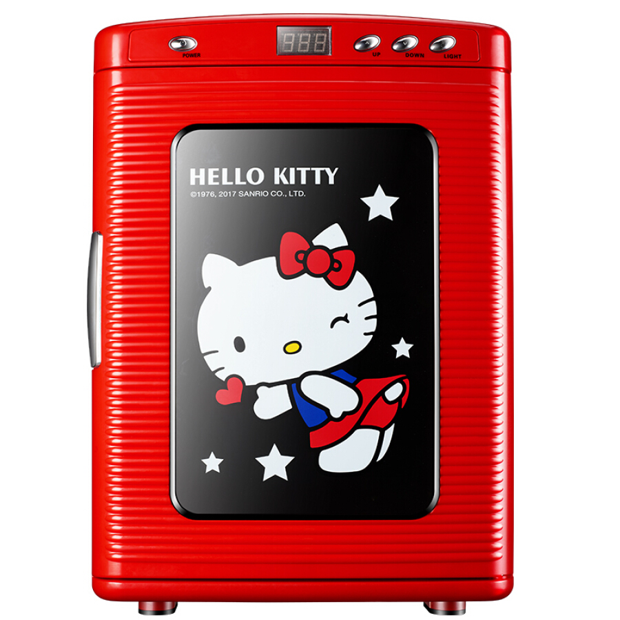 Tủ Lạnh Mini Hello Kitty (12L) - 914062 , 5188440367015 , 62_4573597 , 3849000 , Tu-Lanh-Mini-Hello-Kitty-12L-62_4573597 , tiki.vn , Tủ Lạnh Mini Hello Kitty (12L)