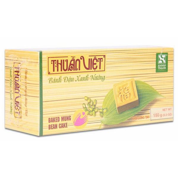Bánh Đậu Xanh Thuần Việt (150g)
