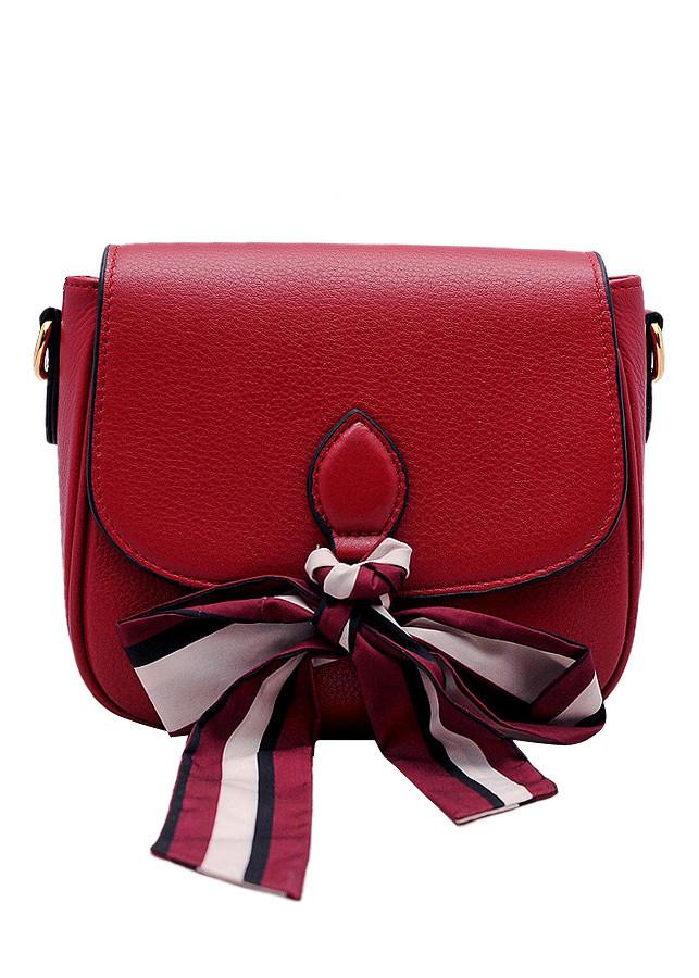 Túi đeo chéo nữ da bò thật màu đỏ ET720 - 1550134 , 9023946238499 , 62_10043908 , 4300000 , Tui-deo-cheo-nu-da-bo-that-mau-do-ET720-62_10043908 , tiki.vn , Túi đeo chéo nữ da bò thật màu đỏ ET720