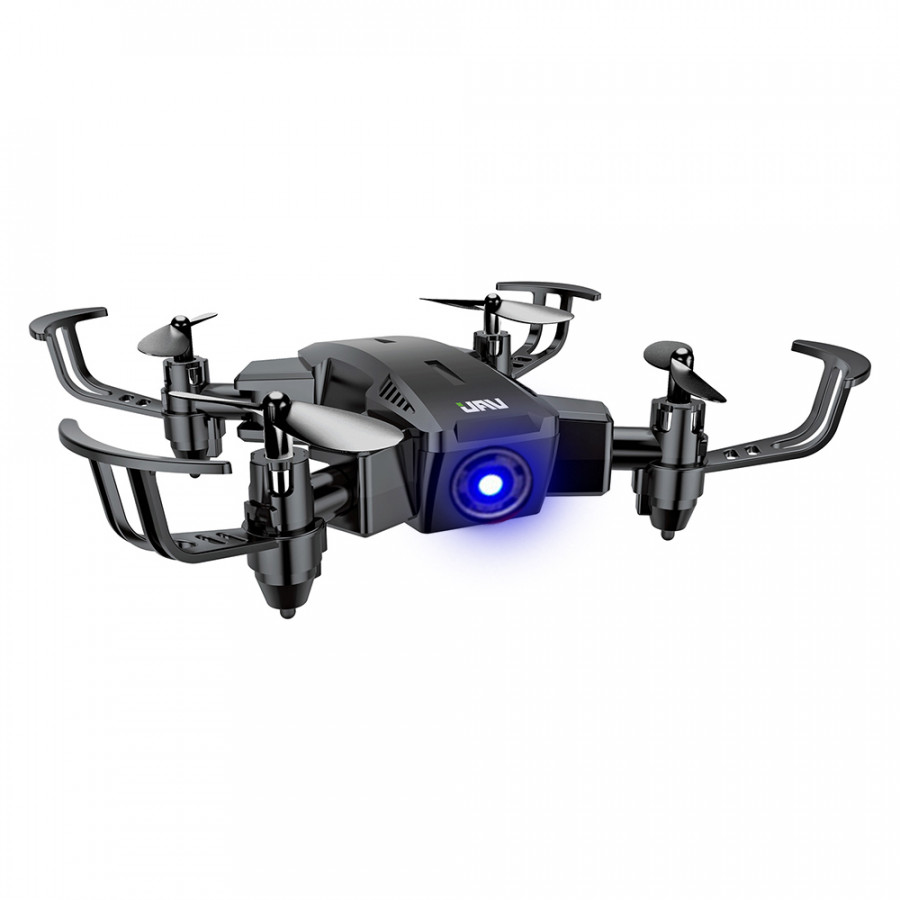 Drone Quadcopter Mini 360Degree Rolling One Key Take Off Aircraft 6 Axis Gyro Rc One Key Landing Led Lighting Flying