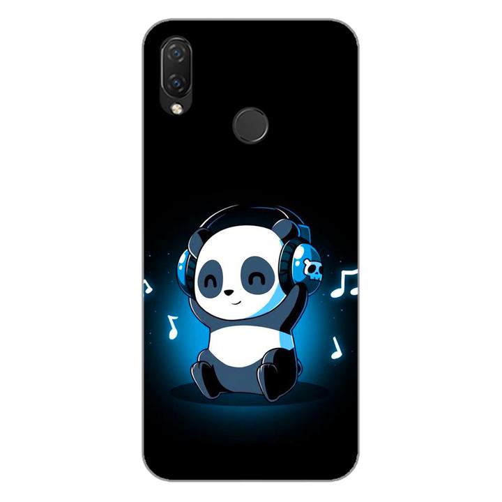 Ốp lưng dẻo cho điện thoại Huawei Nova 3i_Panda 05