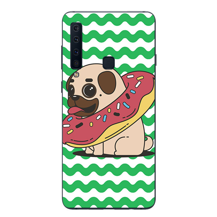 Ốp lưng Dẻo Cho Samsung Galaxy A9 2018 - Cute Dog 04