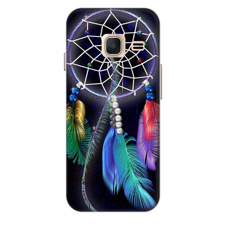 Ốp lưng nhựa cứng nhám dành cho Samsung Galaxy J1 Mini in hình Dream Catcher