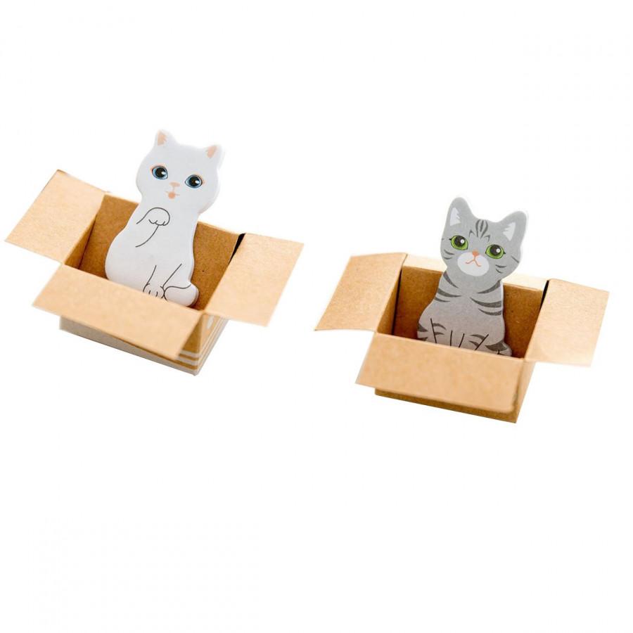 Giấy ghi chú note phân trang Kitty House