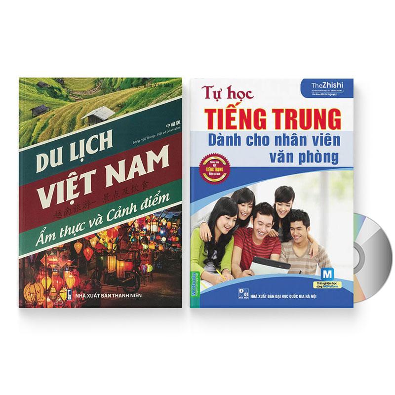 Combo 2 sách: Du lịch Việt Nam - Ẩm thực và Cảnh Điểm + Tự Học Tiếng Trung Dành Cho Nhân Viên Văn Phòng + DVD quà... - 1532236 , 3896785561624 , 62_8042749 , 550000 , Combo-2-sach-Du-lich-Viet-Nam-Am-thuc-va-Canh-Diem-Tu-Hoc-Tieng-Trung-Danh-Cho-Nhan-Vien-Van-Phong-DVD-qua...-62_8042749 , tiki.vn , Combo 2 sách: Du lịch Việt Nam - Ẩm thực và Cảnh Điểm + Tự Học Tiếng