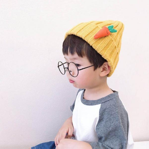 Mũ nón len cho bé Carotta