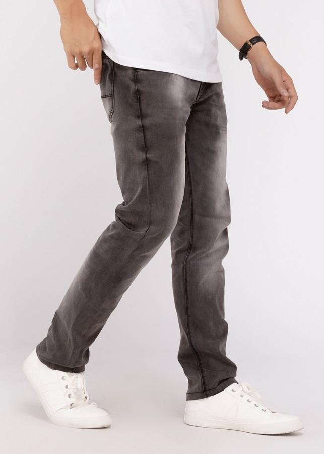 Quần Jeans Nam Skinny - A91 JEANS 302 (Xám)