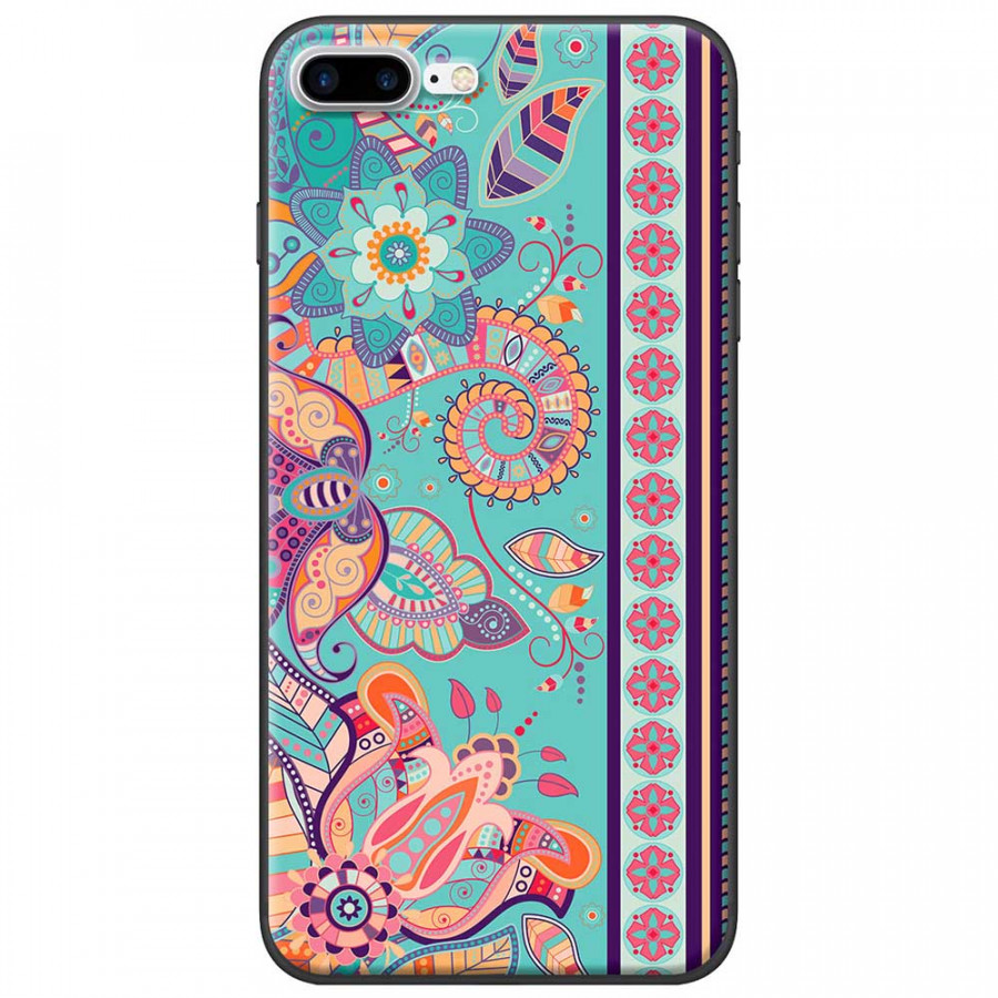 Ốp lưng  dành cho iPhone 7 Plus mẫu Họa tiết thảm xanh - 18552333 , 5881947962324 , 62_20564039 , 150000 , Op-lung-danh-cho-iPhone-7-Plus-mau-Hoa-tiet-tham-xanh-62_20564039 , tiki.vn , Ốp lưng  dành cho iPhone 7 Plus mẫu Họa tiết thảm xanh