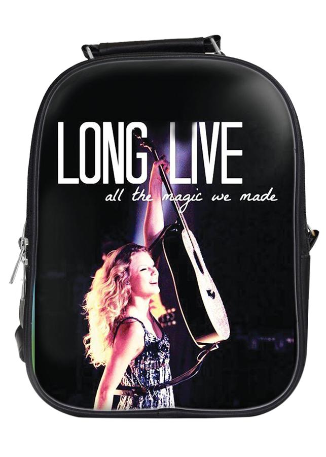 Balo Unisex In Hình Taylor Swift Long Live - BLUP015 - 18268167 , 8662239576323 , 62_19982263 , 340000 , Balo-Unisex-In-Hinh-Taylor-Swift-Long-Live-BLUP015-62_19982263 , tiki.vn , Balo Unisex In Hình Taylor Swift Long Live - BLUP015