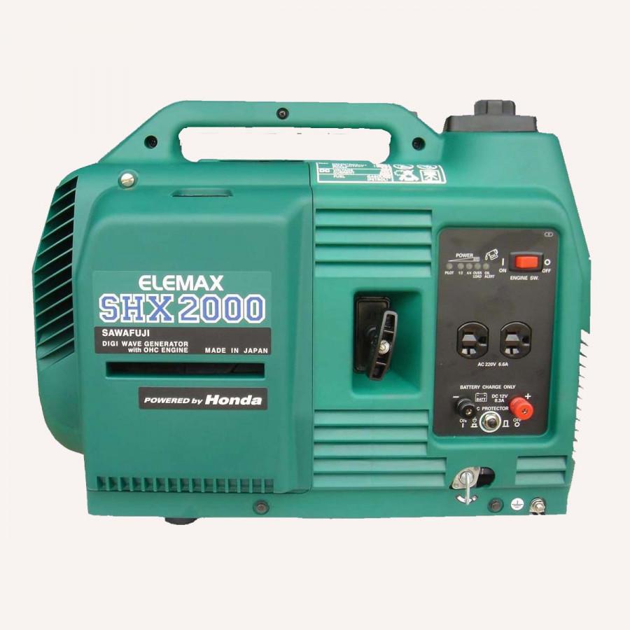 Máy Phát Điện Elemax SHX2000, 1,9 KVA