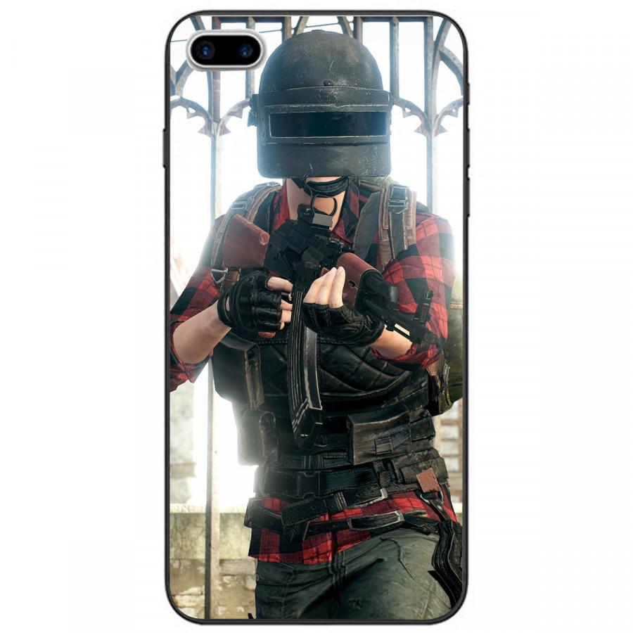 Ốp lưng dành cho Iphone 8 Plus mẫu Pubg 1