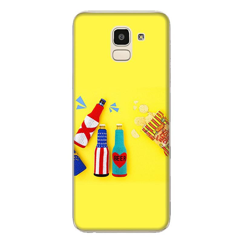 Ốp Lưng Dành Cho Samsung Galaxy J6 - Mẫu 103