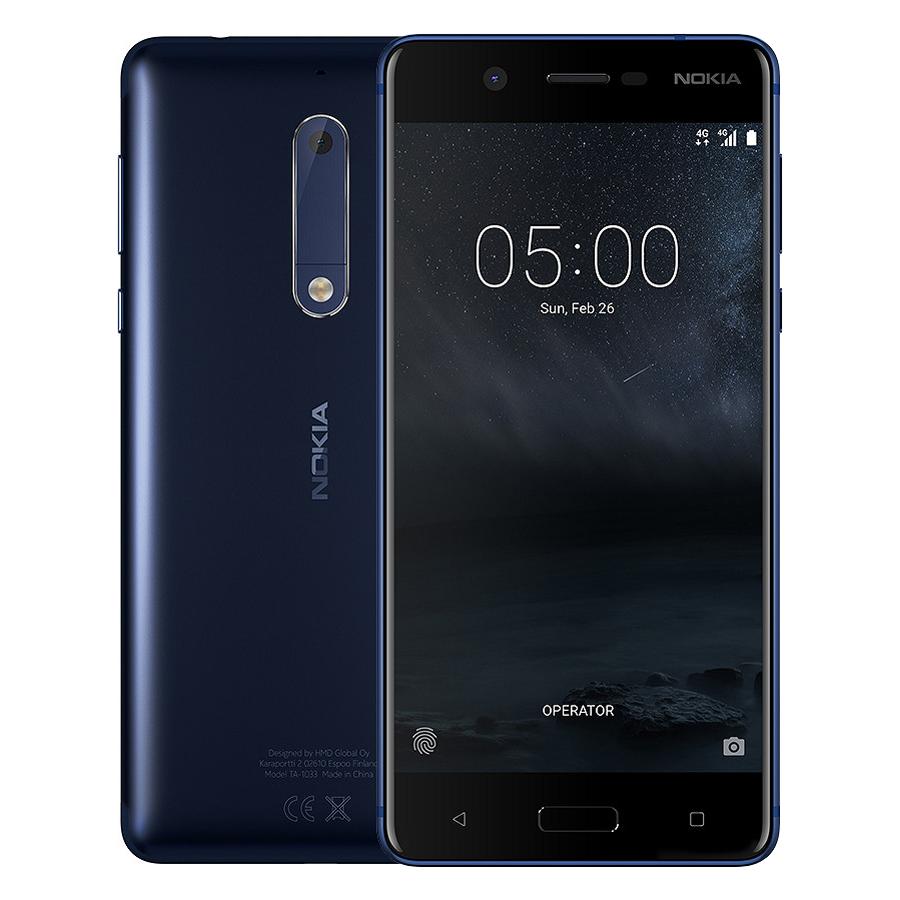 Điện Thoại Nokia 5 - Hàng Chính Hãng - 7824575 , 5805044530620 , 62_704191 , 4260000 , Dien-Thoai-Nokia-5-Hang-Chinh-Hang-62_704191 , tiki.vn , Điện Thoại Nokia 5 - Hàng Chính Hãng
