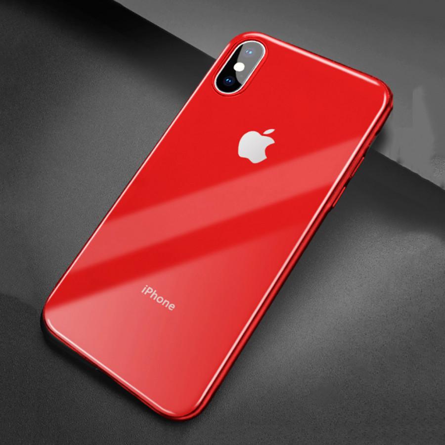 Ốp lưng kính cường lực tráng gương cho iPhone X/XS - 1851890 , 5808586350121 , 62_10031604 , 130000 , Op-lung-kinh-cuong-luc-trang-guong-cho-iPhone-X-XS-62_10031604 , tiki.vn , Ốp lưng kính cường lực tráng gương cho iPhone X/XS