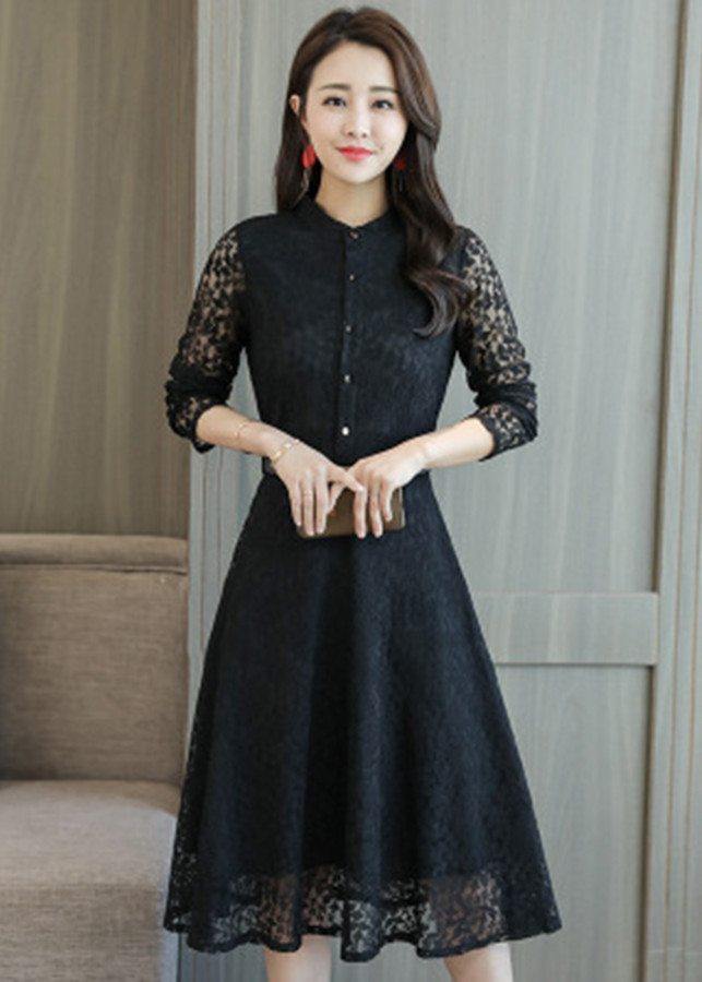 Đầm Vintage Dịu Dàng Korea TT - KR26