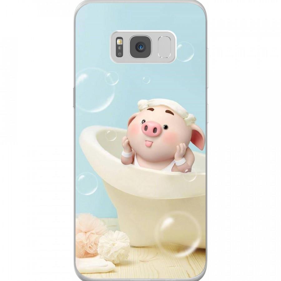 Ốp Lưng Cho Điện Thoại Samsung Galaxy S8 Plus - Mẫu aheocon 71