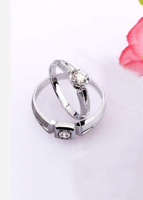 Nhẫn đôi Valentine cao cấp ND075 Small