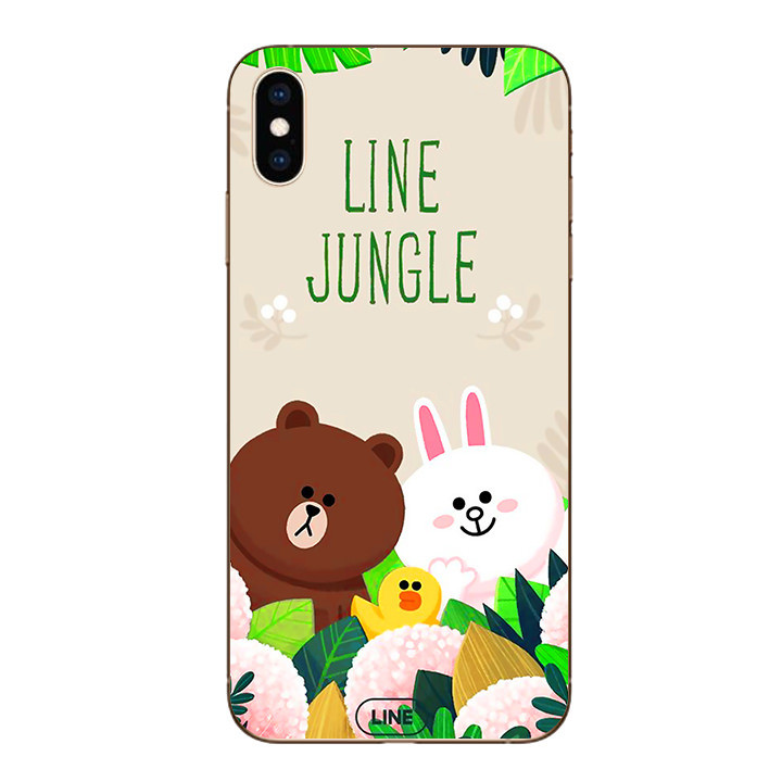 Ốp lưng dẻo cho Apple iPhone Xs Max _Brown Cony - 1250045 , 4063076781491 , 62_6242787 , 200000 , Op-lung-deo-cho-Apple-iPhone-Xs-Max-_Brown-Cony-62_6242787 , tiki.vn , Ốp lưng dẻo cho Apple iPhone Xs Max _Brown Cony