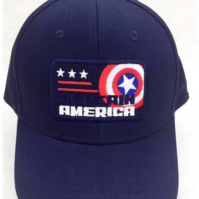 Mũ Lưỡi Chai Hình Captain America - 1512752 , 5885905359980 , 62_14075943 , 350000 , Mu-Luoi-Chai-Hinh-Captain-America-62_14075943 , tiki.vn , Mũ Lưỡi Chai Hình Captain America
