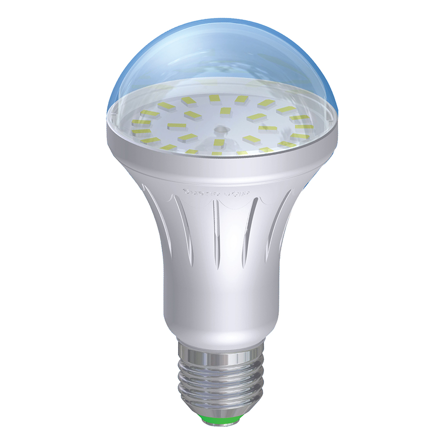 Đèn LED Bulb Thân Nhựa Điện Quang ĐQ LEDBU04 05727 (5W)