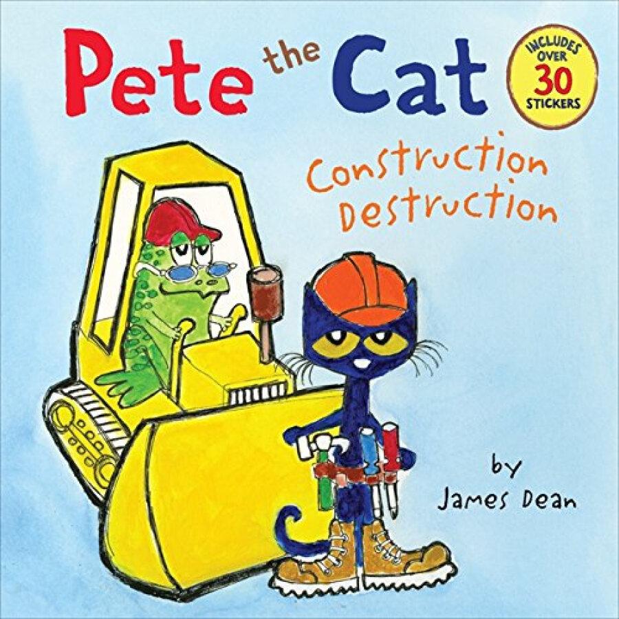 Pete the Cat: Construction Destruction - 1234962 , 1696615743440 , 62_5263001 , 136000 , Pete-the-Cat-Construction-Destruction-62_5263001 , tiki.vn , Pete the Cat: Construction Destruction