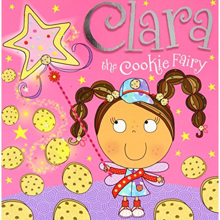 Clara The Cookie Fairy Storybook