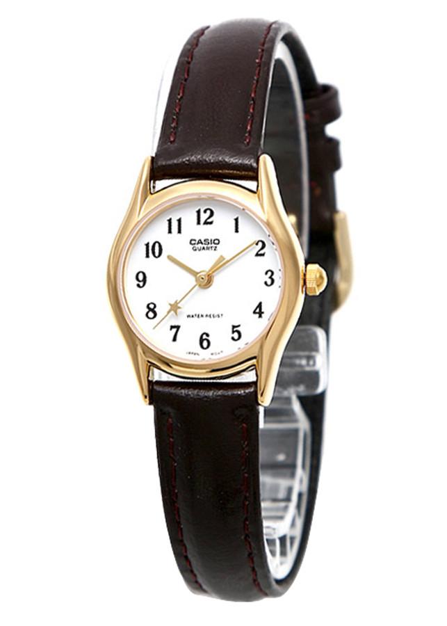 Đồng hồ nữ dây da Casio LTP-1094Q-7B4RDF