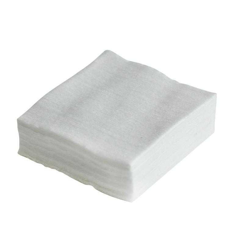 khăn bông miếng dùng 1 lần Gói 1 kg (mỗi miếng 10x10cm)