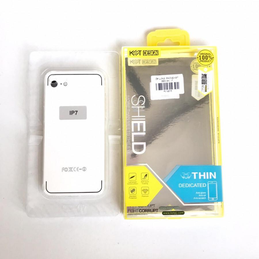 Ốp Lưng Trong Suốt Chống Sốc Dành Cho Iphone - Kst Design - Dành cho Iphone 7 (PVN615) - 1830123 , 8937060379406 , 62_13609069 , 65000 , Op-Lung-Trong-Suot-Chong-Soc-Danh-Cho-Iphone-Kst-Design-Danh-cho-Iphone-7-PVN615-62_13609069 , tiki.vn , Ốp Lưng Trong Suốt Chống Sốc Dành Cho Iphone - Kst Design - Dành cho Iphone 7 (PVN615)