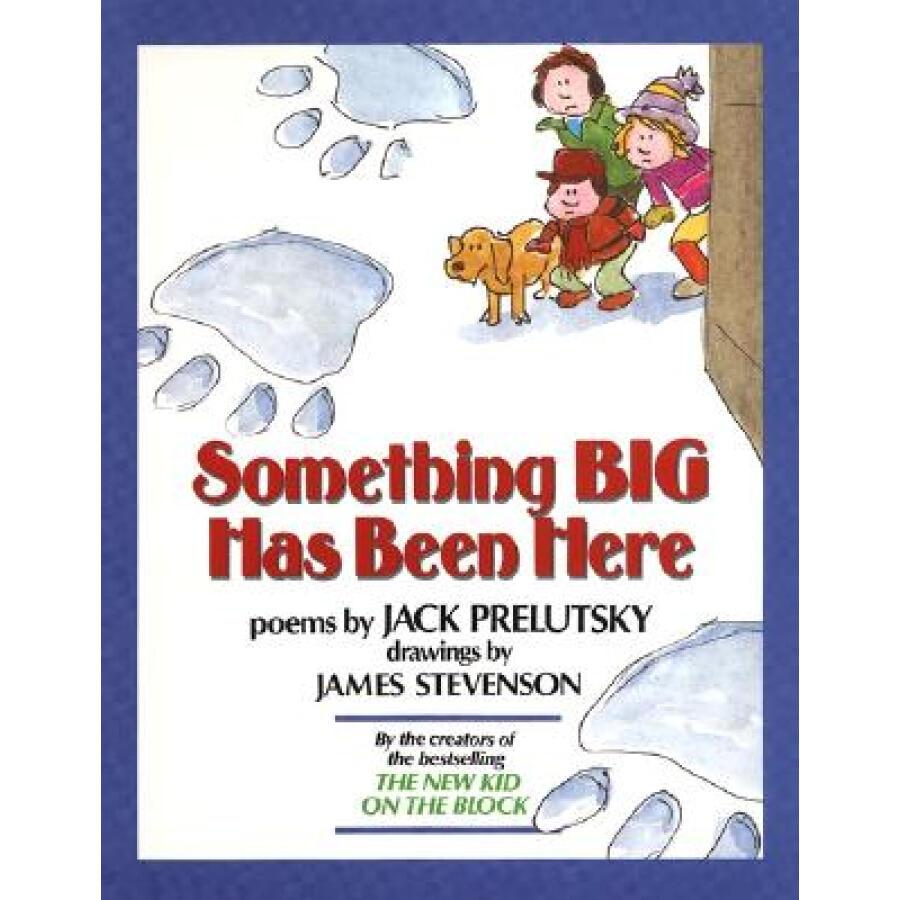 Something Big Has Been Here - 1227283 , 5160647926448 , 62_5240373 , 374000 , Something-Big-Has-Been-Here-62_5240373 , tiki.vn , Something Big Has Been Here