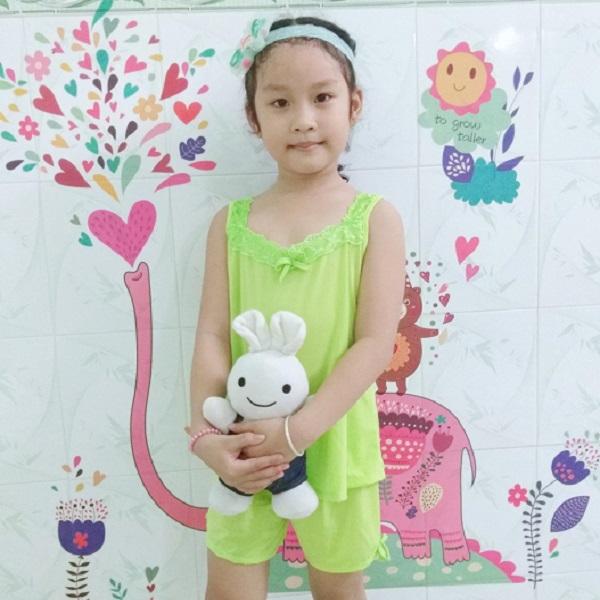 Bộ thun lạnh cho bé gái - 9518756 , 9858004136345 , 62_19553714 , 200000 , Bo-thun-lanh-cho-be-gai-62_19553714 , tiki.vn , Bộ thun lạnh cho bé gái